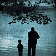 Memories Poster by Darren Fisher