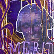 Merit Of Heart Poster by Michael Figueroa