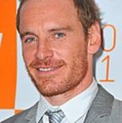 Michael Fassbender At Arrivals Poster by Everett