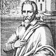 Michael Servetus, Spanish Physician Poster by