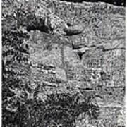 Montezuma Castle  Poster by Jack Pumphrey