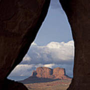 Monument Valley, Usa Poster by John Burcham