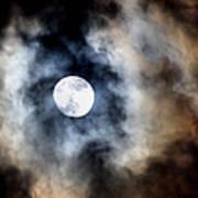 Moonshine Poster by Karen M Scovill