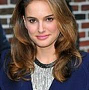 Natalie Portman At A Public Appearance Poster by Everett