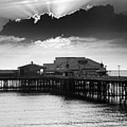 North Pier Poster by Aetherial Pictography