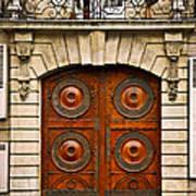 Old Doors Poster by Elena Elisseeva