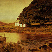Once Upon A Time. Somewhere In Wicklow Mountains. Ireland Poster by Jenny Rainbow