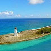 Paradise Island Poster by Kathy Jennings