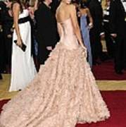 Penelope Cruz Wearing Atelier Versace Poster by Everett