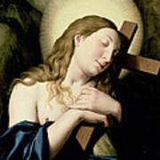 Penitent Magdalene Poster by Il Sassoferrato