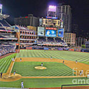 Petco Park San Diego Padres Poster by RJ Aguilar