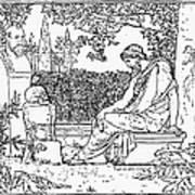 Plato (c427-c347 B.c.) Poster by Granger
