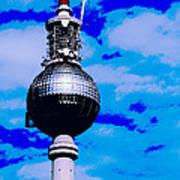 Pop Art Berlin Poster by Falko Follert