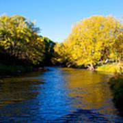 Poudre River Poster by Dana Kern