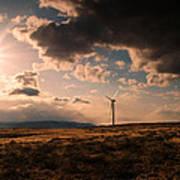 Renewable Energy Poster by Dan Mihai