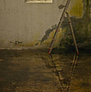 Room For Reflection Poster by Odd Jeppesen