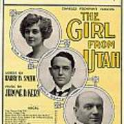 Same Sort Of Girl Poster by Mel Thompson