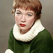 Shirley Maclaine, Late 1950s Poster by Everett