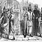 Siege Of Baghdad, 1258 Poster by Granger
