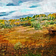 Somewhere In September Poster by Brett Pfister