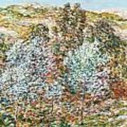 Springtime Vision Poster by Childe Hassam
