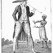 Surinam: Slave Owner, 1796 Poster by Granger