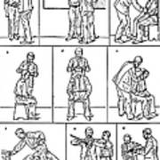 The Anthropometrical Signalment, 1896 Poster by Science Source