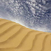 The Dunes Poster by Mike McGlothlen