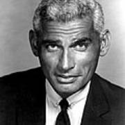 The Lady Takes A Flyer, Jeff Chandler Poster by Everett