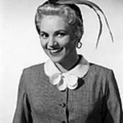 The Solid Gold Cadillac, Judy Holliday Poster by Everett