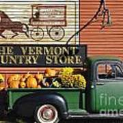 The Vermont Country Store Poster by John Greim
