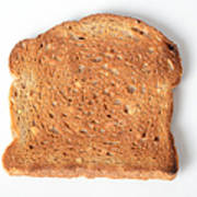 Toast Poster by Photo Researchers, Inc.