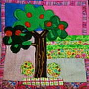 Tree Poster by Ghazel Rashid