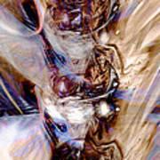 Universal Wings Poster by Linda Sannuti