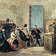 Va: Freedmens Bureau 1867 Poster by Granger