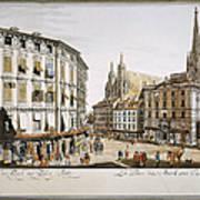 Vienna, 1779 Poster by Granger