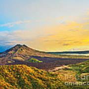 Volcano Batur Poster by MotHaiBaPhoto Prints