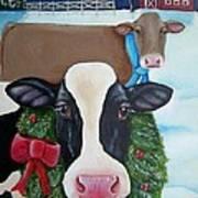 Winter Wonderland Poster by Laura Carey