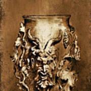 Dionysus.... Poster by Andrzej Szczerski