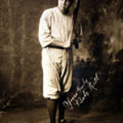 Babe Ruth, 1920 Poster by Everett