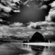 Cannon Beach Poster by David Patterson