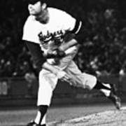 Don Drysdale (1936-1993) Poster by Granger