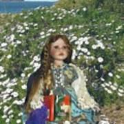 Gabriella Elizabeth Rossetti Poster by Adrianne Wood