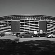 Shea Stadium - New York Mets Poster by Frank Romeo
