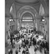 The Metropolitan Museum Of Art Poster by Mike McGlothlen