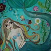 Under The Sea Poster by Pristine Cartera Turkus