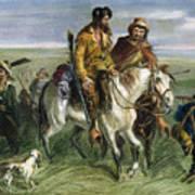 Kansas-nebraska Act, 1856 Poster by Granger