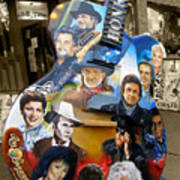 Nashville Honky Tonk Poster by Barbara Teller