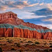 Wild Horse Mesa Poster by Utah Images