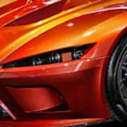 2012 Falcon Motor Sports F7 Series 1  Poster by Gordon Dean II